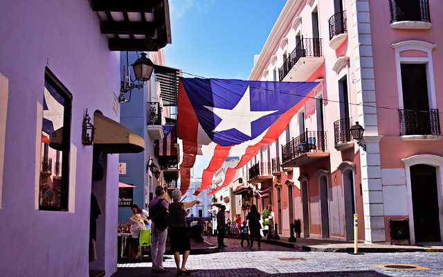 Taking it to the City Streets-San Juan