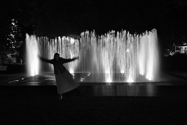 Fountain spirit