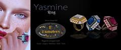 KUNGLERS - Yasmine ring vendor