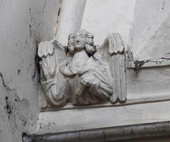 clerestory angel