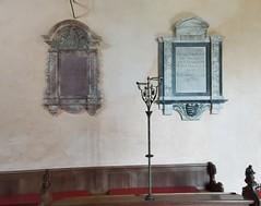 Affleck memorials