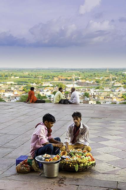 Fatehpur Sikri, Uttar Pradesh, India, 2019