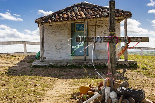(explore 54 07/10/2021) Capela da Santa Cruz do Serrote / Chapel of