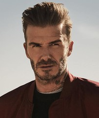 How To Get David Beckham's Hairstyles