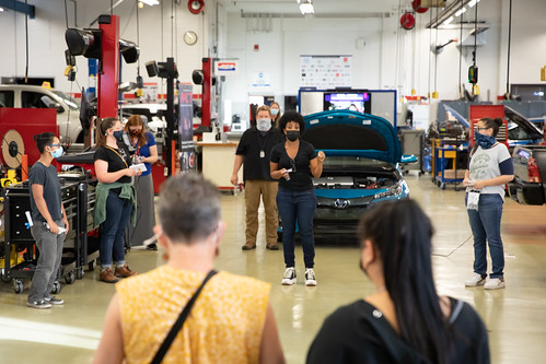 Women in Advanced Manufacturing and Mechanical