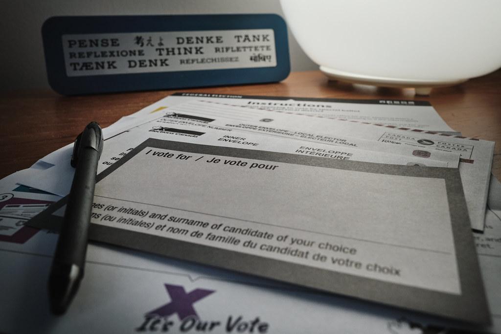 253/365 : Civic duty