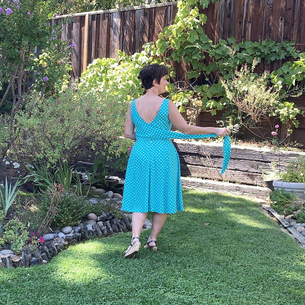 green dot dress5