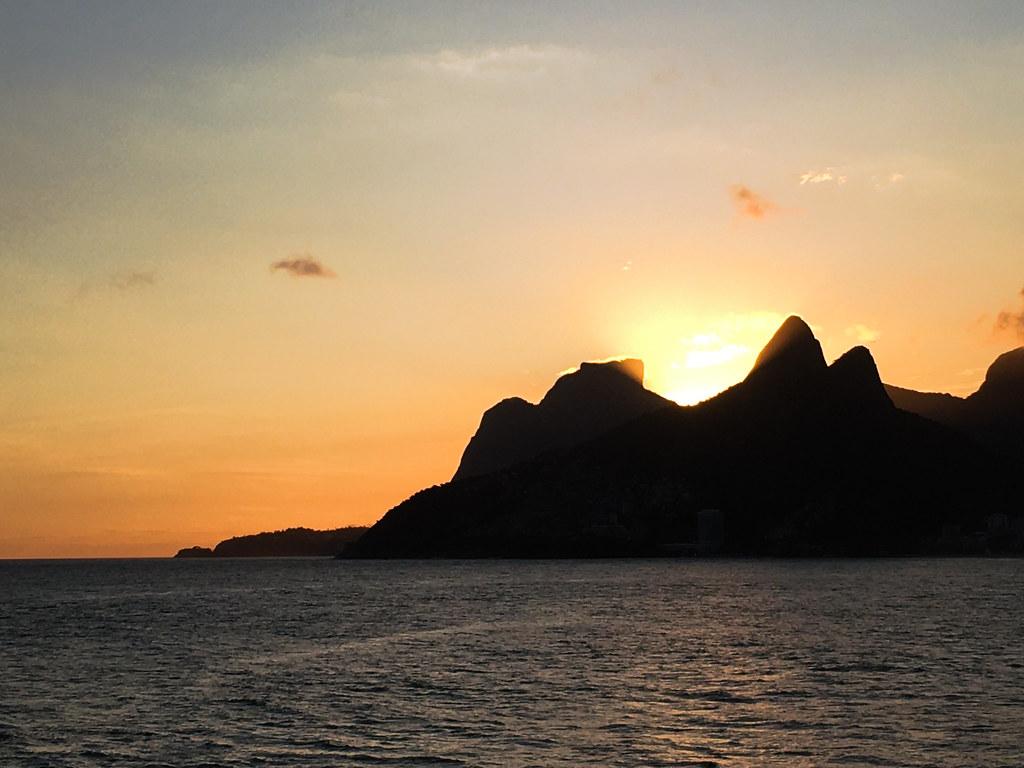 Arpoador, Ipanema, Rio de Janeiro, Brasil.