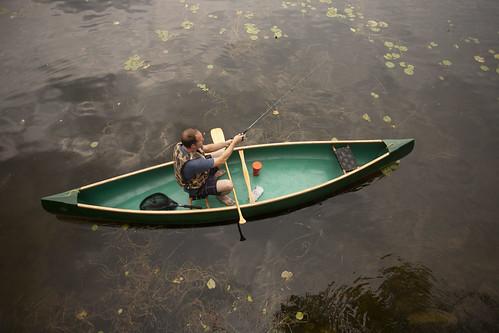 Wolverine canoes