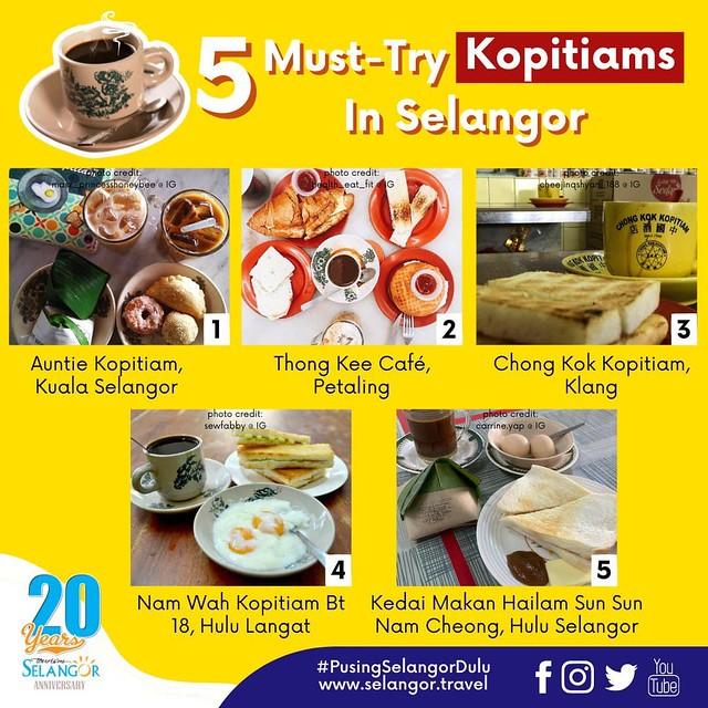 5 Must Try Kopitiam In Selangor!