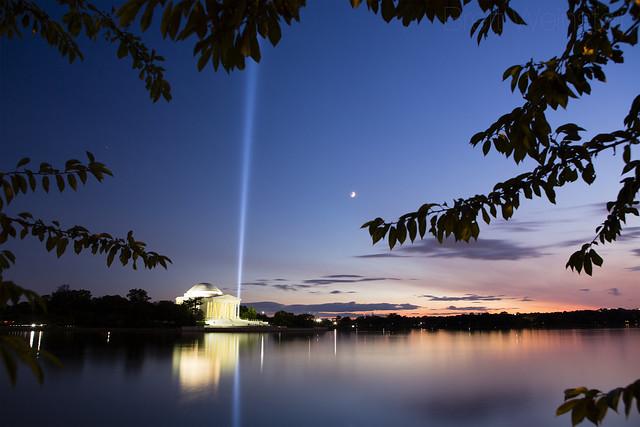 Tower of Light, Washington DC