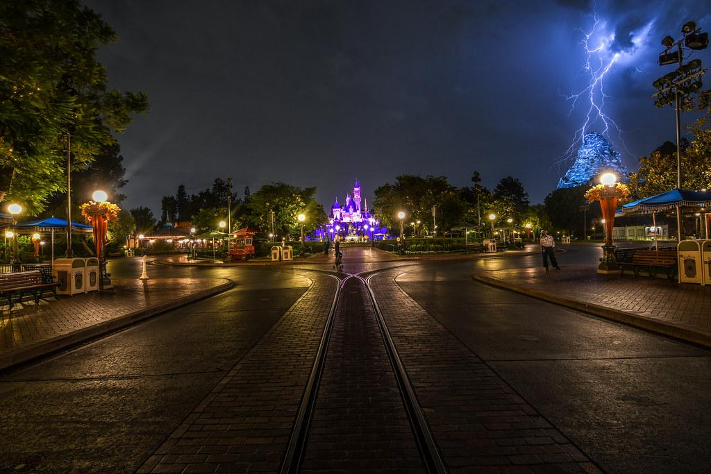 Lightning over Matterhorn DL