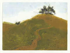 Red Hill Print 2