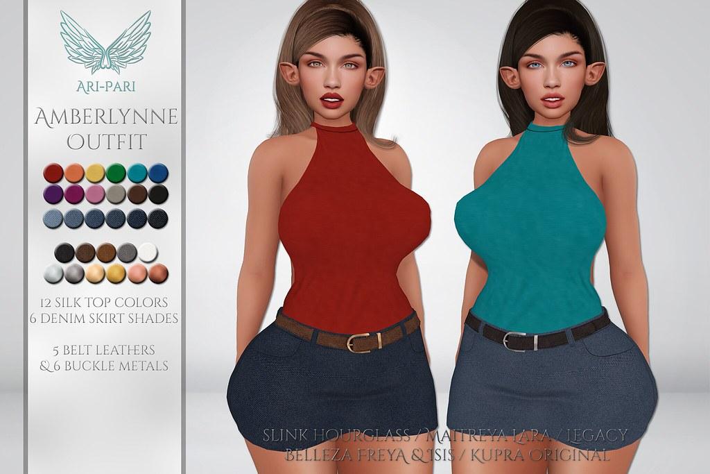 [Ari-Pari] Amberlynne Outfit