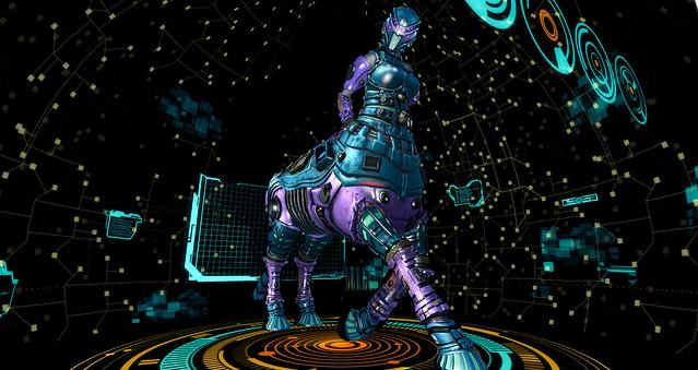*IC* Cyballo FATPACK Cyber Cen-Lightaur Armor