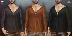 Volvér - Juan Loose T-shirt