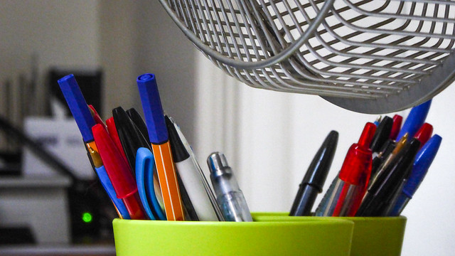 Lots of Pens