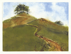 Red Hill Print 3