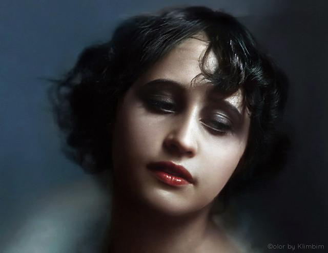 Vera Kholodnaya | Вера Холодная, 1916