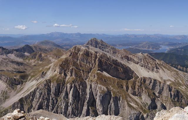 View from Corno Grande