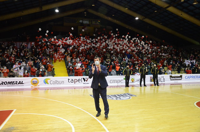 Final Nacional #3, CD Valdivia vs UDEC (10/09/2021)