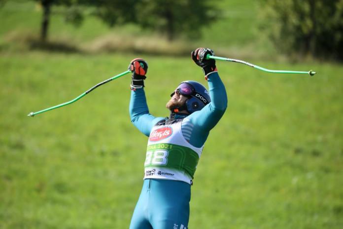 MS v travním lyžování: Barták slaví titul mistra světa, Abrahamová a Machů mezi juniory vybojovali bronz