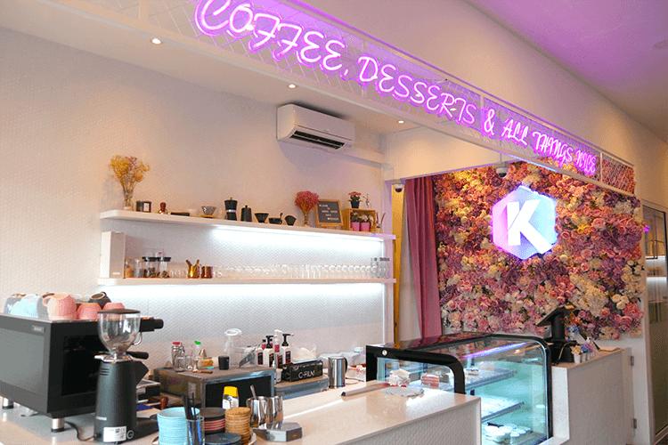 Knock Knock Cafe in Kallang