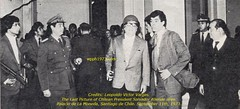 The Last Picture of Chilean President Salvador Allende Alive.