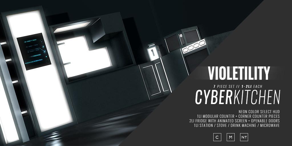 Violetility - CyberKitchen