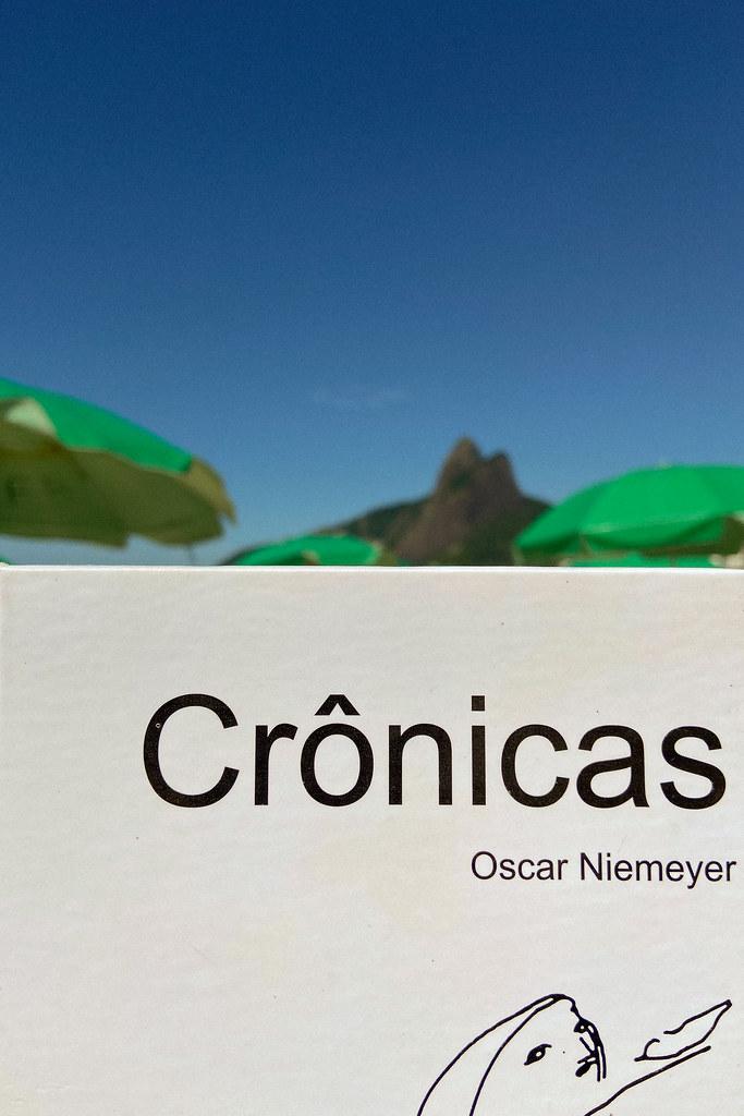 Ipanema's Niemeyer.