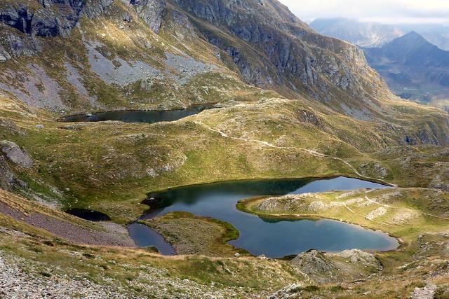 Laghi di Ponteranica, 2200 m