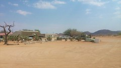 Solitaire, Namibia: desert stopover