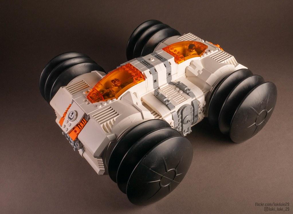 EOS-BA Discovery Rover