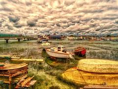 """""""Shoreham-by-sea"""" Landscape"""