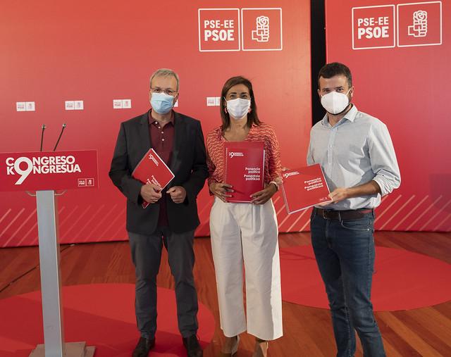 2021.09.11 Presentación Ponencia Política PSE-EE