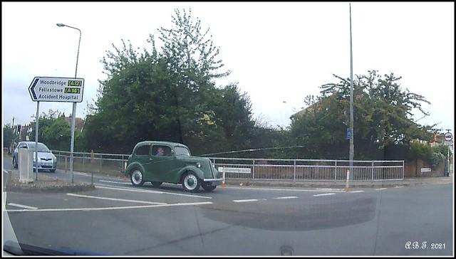 1956 Ford Popular
