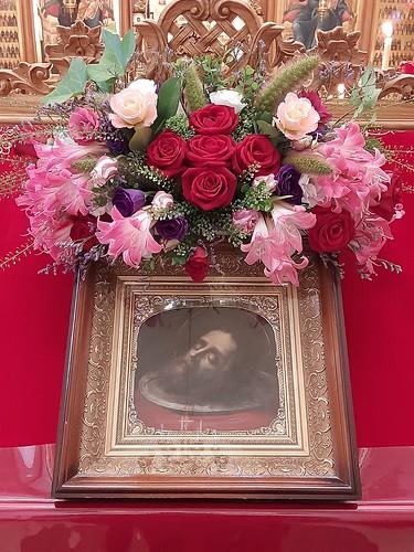 11 сентября 2021 г. В Горненском монастыре совершили празднование Усекновению главы Иоанна Предтечи