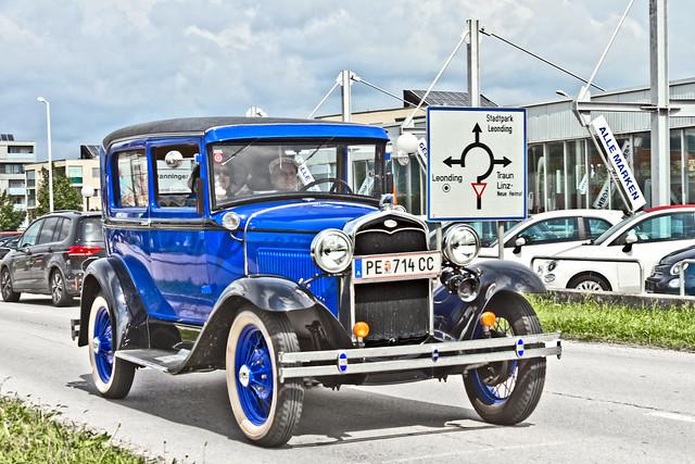 Ford Model A Tudor Sedan 1931 (5083)