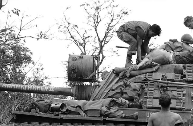 Vietnam War 1968 U.S. Dead