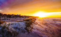 Daybreak at Emerald Isle
