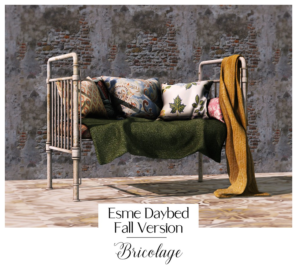 Bricolage Esme Daybed, Fall Version
