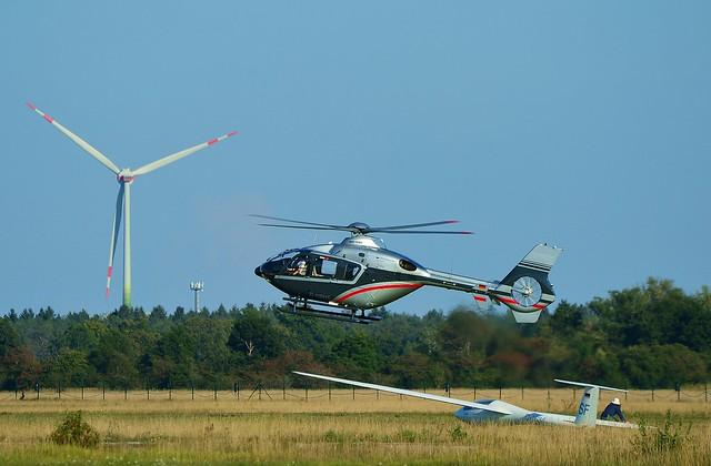 Oberschleißheim - Eurocopter EC135
