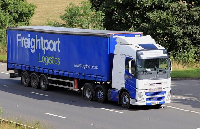 Abram Logistics Freightport Logistics 10th September 2021
