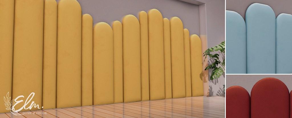 Elm. Kayla Wall Panels