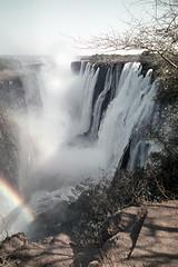 ZW Victoria Falls eastern cataract - 1965 (W65-A72-15)