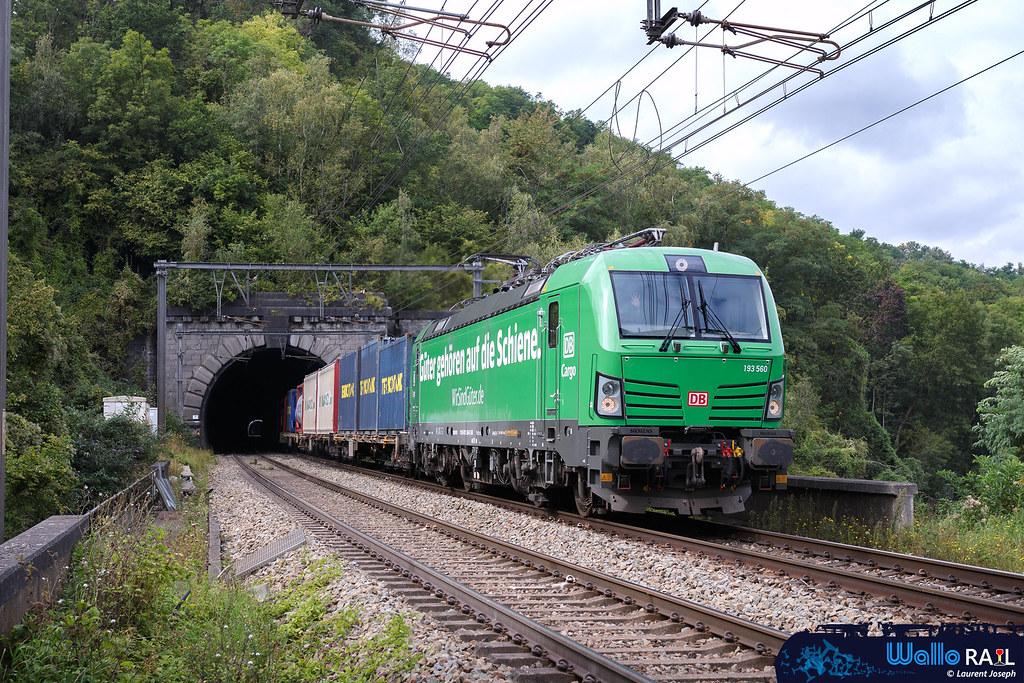 193 560 db cargo belgium e41481 ligne 24 loën 11 septembre 2021 laurent joseph www wallorail be