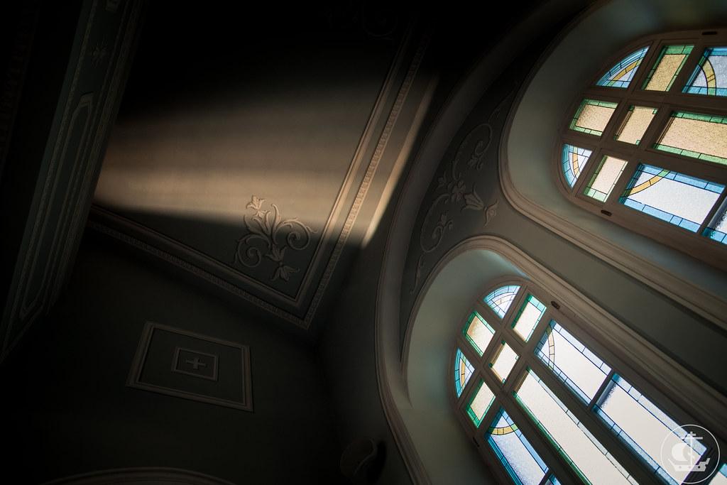 10-11 сентября 2021. Усекновение главы Пророка, Предтечи и Крестителя Господня Иоанна / 10-11 September 2021. The Beheading of the Glorious Prophet, Forerunner, and Baptist John.