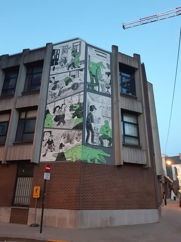 Arte Urbano Bruselas