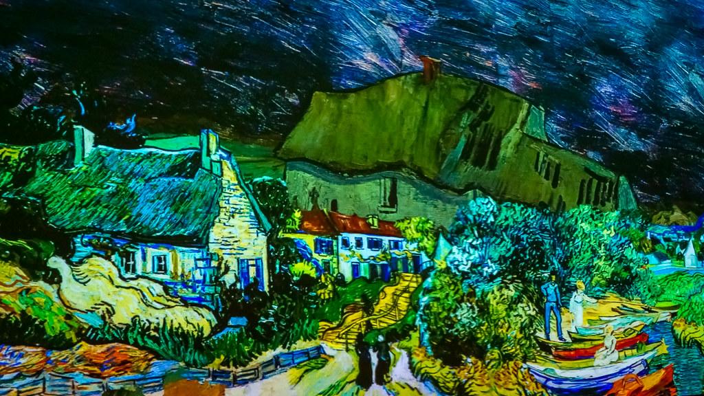 Immersive Vincent 2