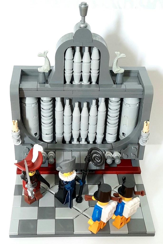 The new organ